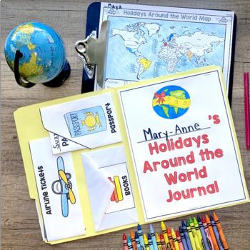 Holidays Around the World, Christmas Around the World, Christmas Activities