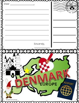 HOLIDAYS AROUND THE WORLD:  DENMARK Mini Unit