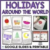 HOLIDAYS AROUND THE WORLD ~ Interactive Book