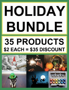 HOLIDAYS BUNDLE