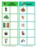 HOLIDAYS  MATCH & SORT ACTIVITY w PECS autism speech therapy aba printable pdf
