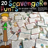 HOLIDAYS AROUND THE WORLD SCAVENGER HUNT BUNDLE: HISTORY AND TRADITION