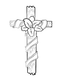 PALM SUNDAY COLORING, BUNDLE 11 PAGES, EASTER ACTIVITIES, HOLY WEEK ACTIVITIES