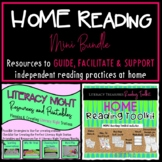 HOME Reading Mini Bundle -- Resources to Support and Guide
