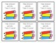 Sight Word Games-Back to School