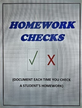 HOMEWORK CHECKS - Version 2B