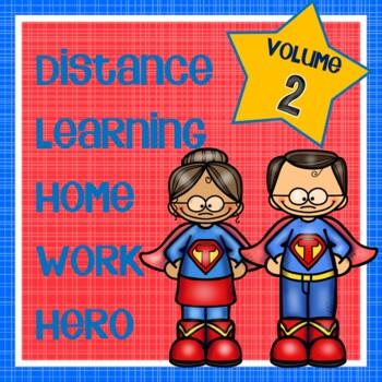 HOMEWORK HEROES  PRINTABLES {Volume 2}