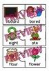 HOMOPHONES ACTIVITIES (MATCH UP GRAMMAR GAME OR CENTER)
