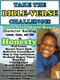HONESTY BIBLE-VERSE CHALLENGE