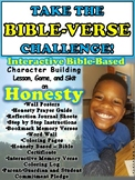 HONESTY BIBLE-VERSE CHALLENGE