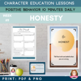 HONESTY | Google Apps | Positive Behavior | Daily Characte