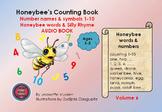 HONEY BEE FACTS:  AUDIO BOOK: HONEYBEE'S COUNTING BOOK - VOLUME 6 - TERMINOLOGY