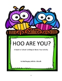 HOO Are You?