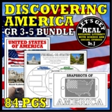 DISCOVER AMERICA BUNDLE for Grades 2-3