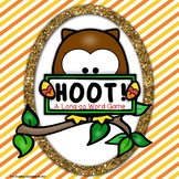 HOOT! - A Long oo Word Game