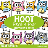 Numbers to 10 Math Activities