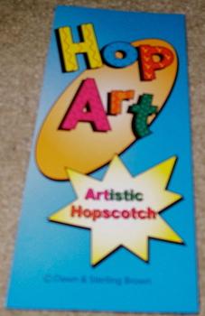 HOP ART - Artistic Hopscotch