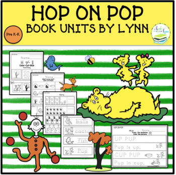 HOP ON POP BOOK UNIT