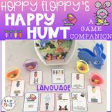 HOPPY FLOPPY'S HAPPY HUNT, BUNNY GAME COMPANION, LANGUAGE (EASTER, SPRING)