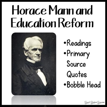 HORACE MANN IMPORTANT DATES