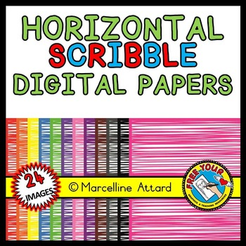 SCRIBBLE DIGITAL PAPERS: SCRIBBLE BACKGROUNDS CLIPART: SCRIBBLE CLIPART PAPERS