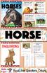 All About Horses Nonfiction Unit