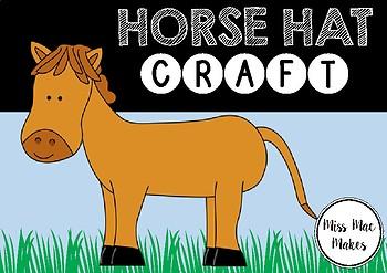 HORSE HAT CRAFT