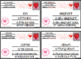 Valentine Cards FEEDING MAILBOX SPEECH THERAPY LOW PREP No Prep worksheets