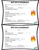 HOT Introduction Paragraph Unit:  Notes , Graphics, Lesson