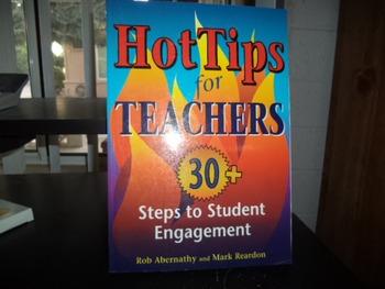 HOT TIPS FOR TEACHERS      ISBN  1-56976-143-4