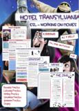 HOTEL TRANSYLVANIA - Working on movies