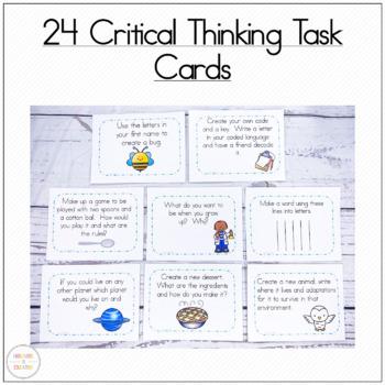 HOTS Critical Thinking Skills