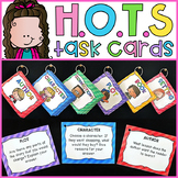 HOTS Reading Response Task Cards