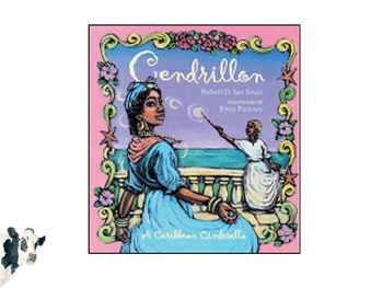 HOUGHTON MIFFLIN THE STRANGER, CENDRILLON 4TH GRADE Key Vocabulary Ppt