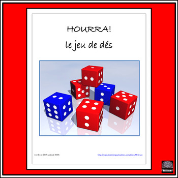 HOURRA – le jeu de dés – a dice game