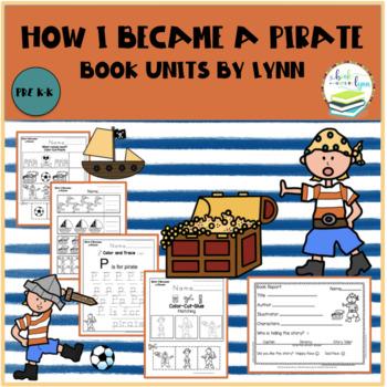 HOW I BECAME A PIRATE BOOK UNIT