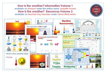 HOW IS THE WEATHER? INFORMATION VOLUME 1 by JEANETTE VUUREN