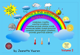 WEATHER: HOW IS THE WEATHER? RESOURCES VOLUME 2 by JEANETT