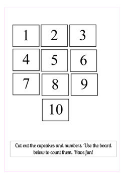 HOW MANY CUPCAKES CAN YOU COUNT?