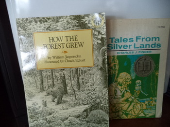 HOW THE FOREST GREW,  TALES FROM   ISBN#0-688-11508-X(set of 2)