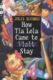 Battle of the Books / Novel Study: HOW TIA LOLA CAME TO STAY