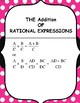 HOW TO ADD and SIMPLIFY RATIONAL EXPRESSIONS