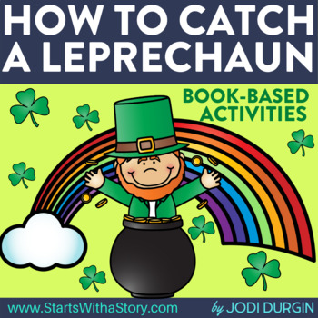 HOW TO CATCH A LEPRECHAUN read aloud lessons