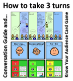 HOW TO: Conversation Guide & Game!