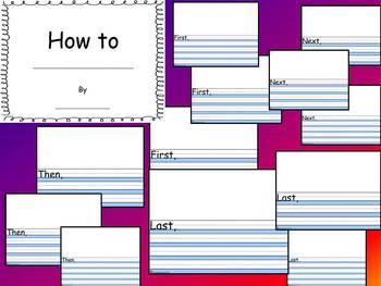 HOW TO FUNCTIONAL WRITING BOOK 3 DIFFERENTIATED FORMATS K 1 2 PRIMARY