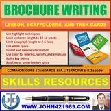 BROCHURE MAKING: LESSON AND RESOURCES