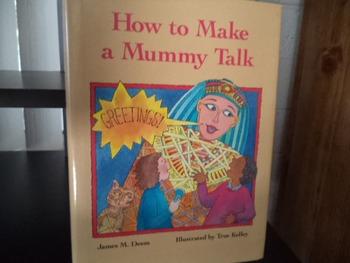 HOW TO MAKE A MUMMY TALK    ISBN0-395-62427-4