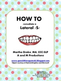 HOW TO Remediate a Lateral /S/