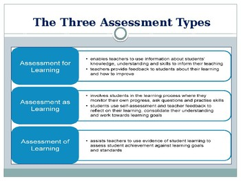 HOW TO USE AUTHENTIC ASSESSMENT