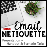 HOW TO WRITE AN EMAIL: EMAIL WRITING ETIQUETTE